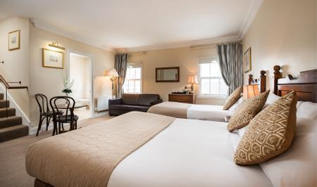 Mercantile Hotel | Dublin 2 | Comfortable rooms